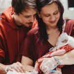 fatal ill baby donates organs